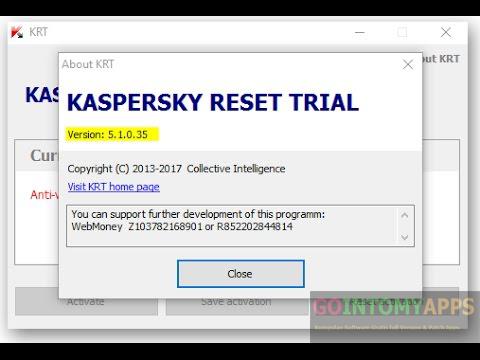 kaspersky resetter 2017