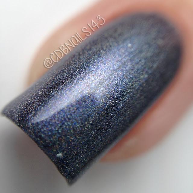 Gothic Gala Lacquer-Perle Noir