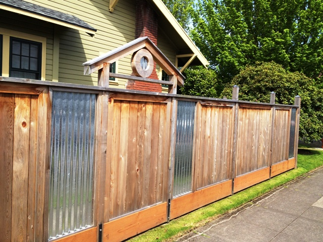 Dave Snyder Real Estate Portland Or Fence With