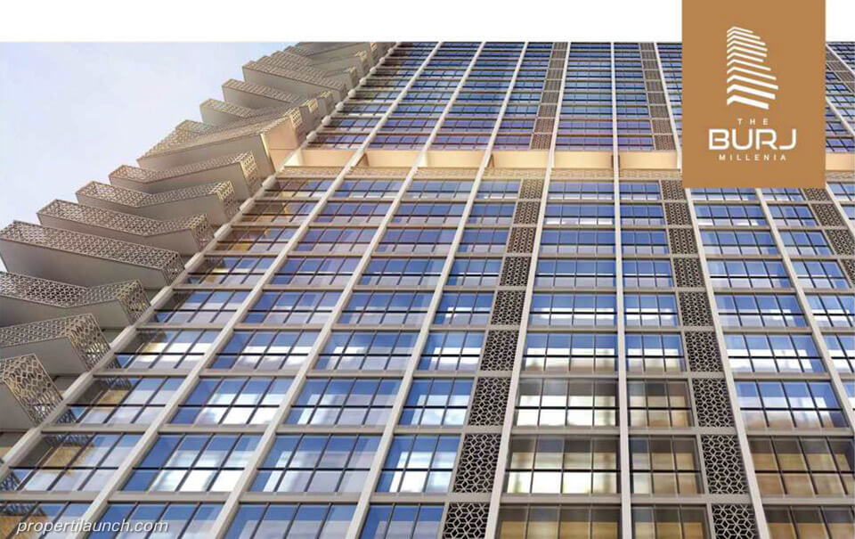Apartemen The Burj Millenia Alam Sutera