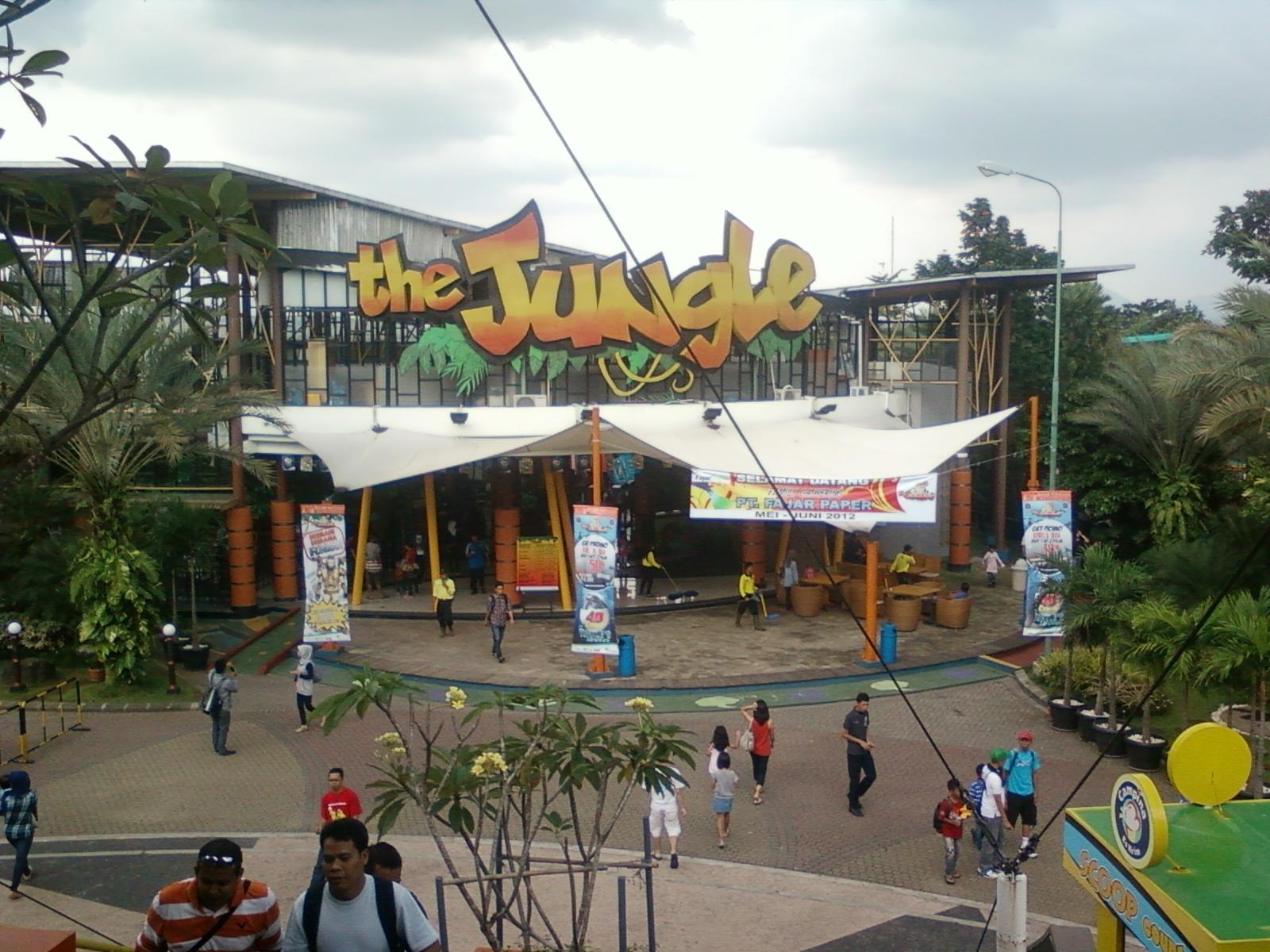 PAKET WISATA TOUR THE JUNGLE BOGOR | sewa rental mobil di ...