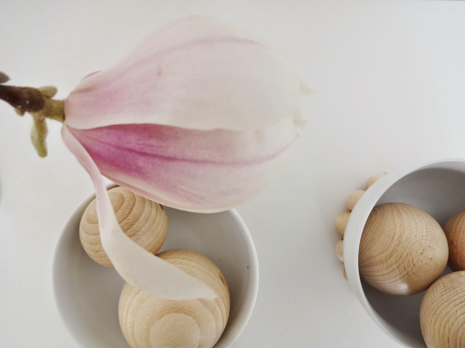 basteln malen kuchen backen koulourakia magnolien und noch mehr kreidefarbe. Black Bedroom Furniture Sets. Home Design Ideas