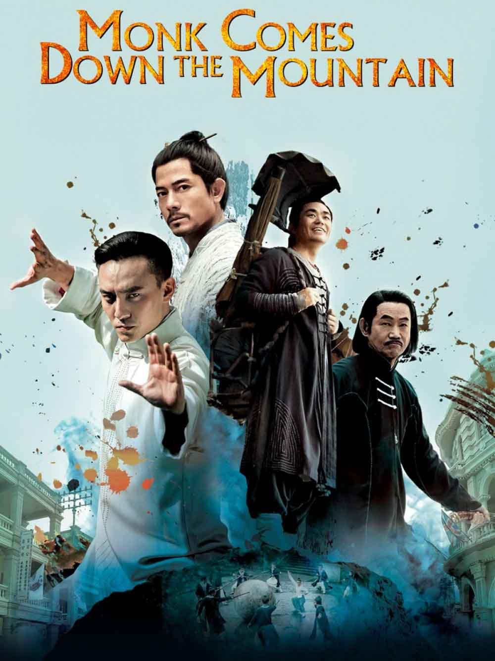 O Monge Desce A Montanha Torrent – BluRay 720p e 1080p Dual Áudio (2017)
