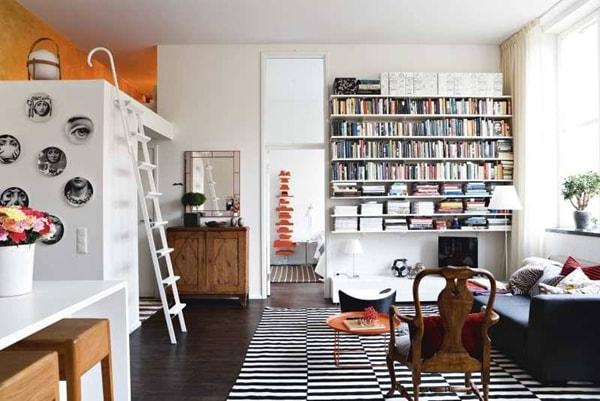 Tips To Take Advantage of The Space In Small Rooms 6