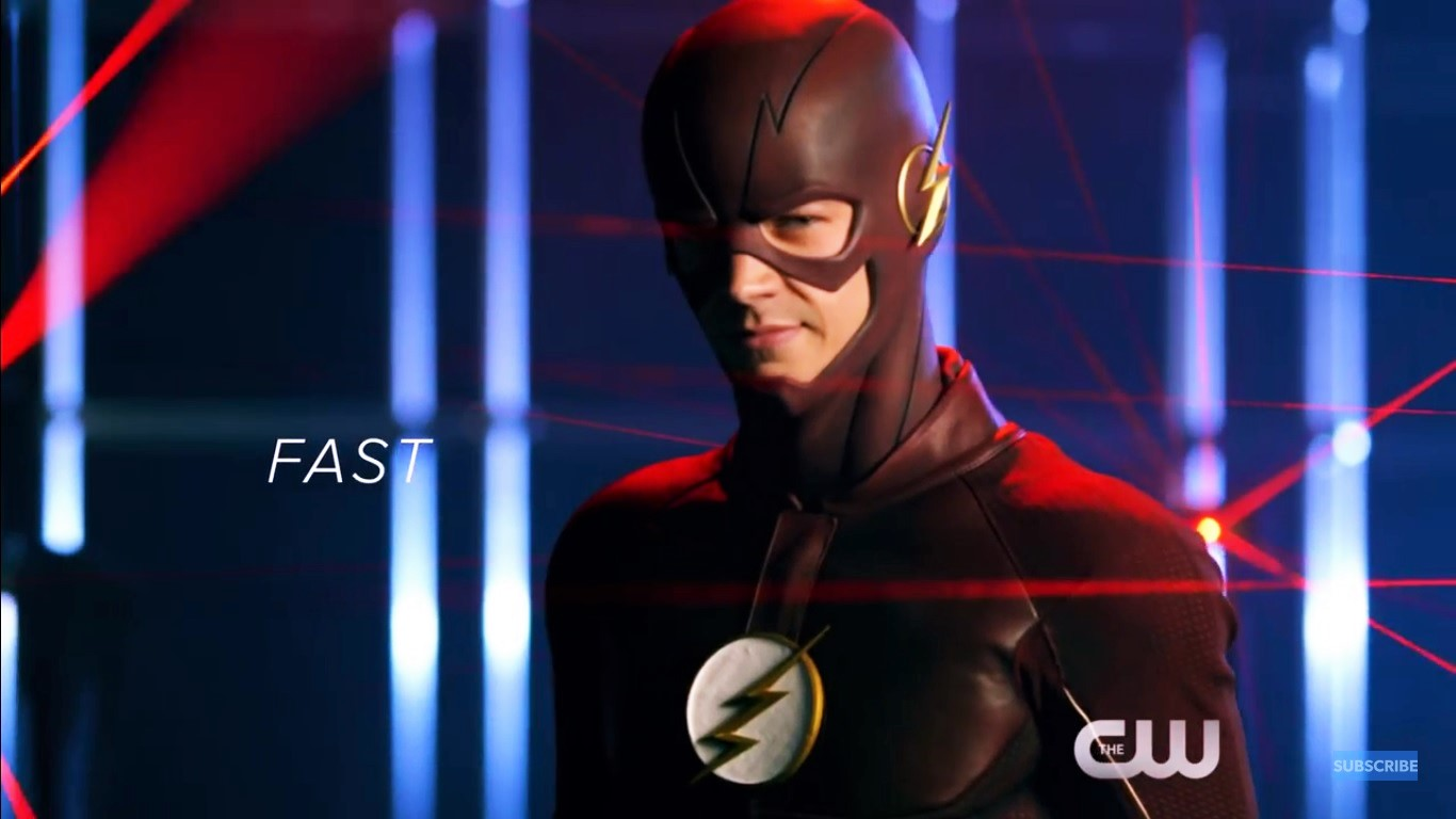 Cape and Cowl: The Flash Season 2 - New Trailers and Cast