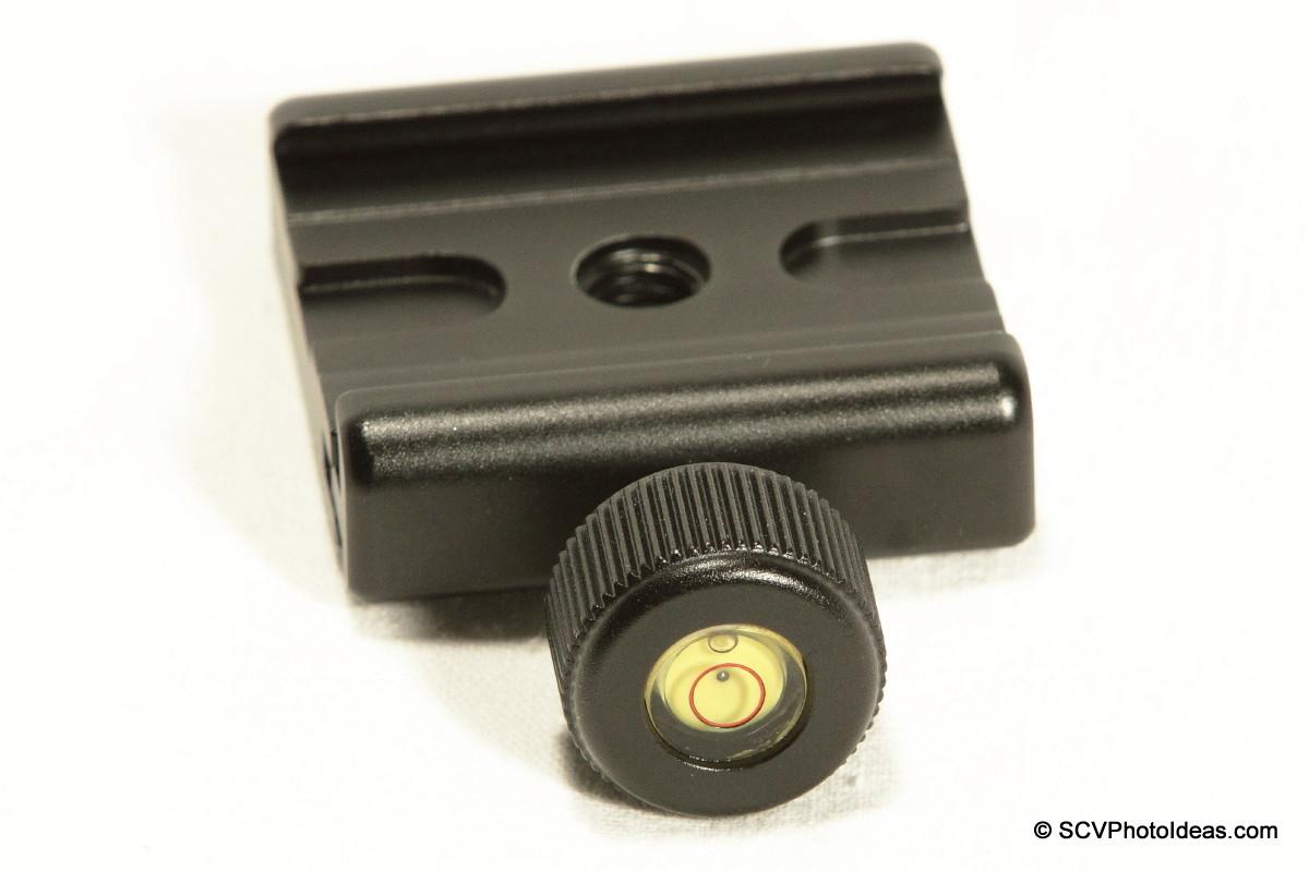 Fotopro QAL-500 screw-knob bubble level