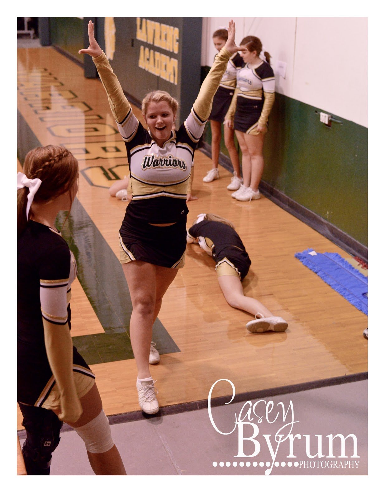 Eastern NC Lifestyle Photographer : Allie's Cheerleading ...