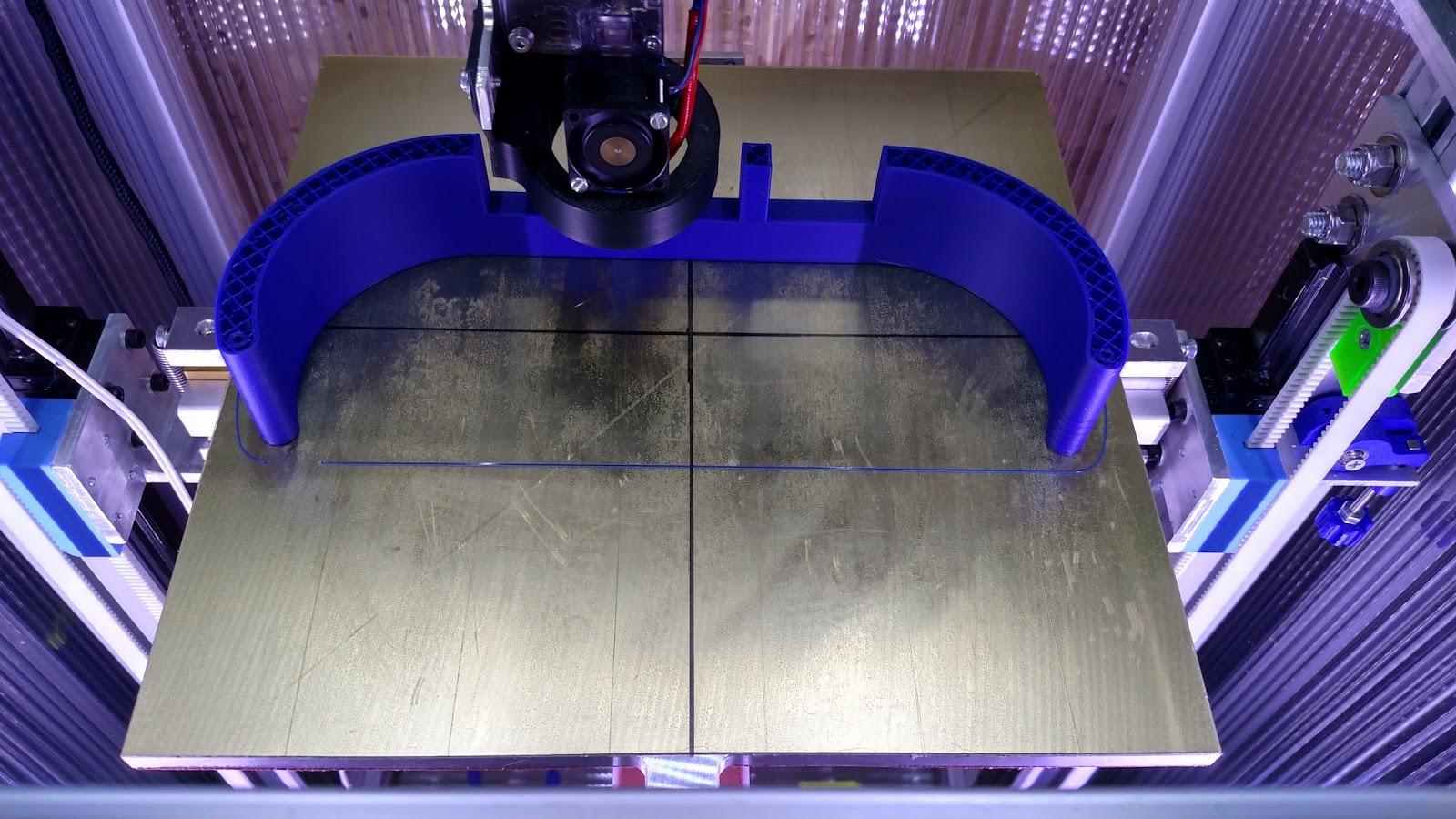 Mark Rehorst's Tech Topics: 3 Point Print Bed Leveling vs 4 Point