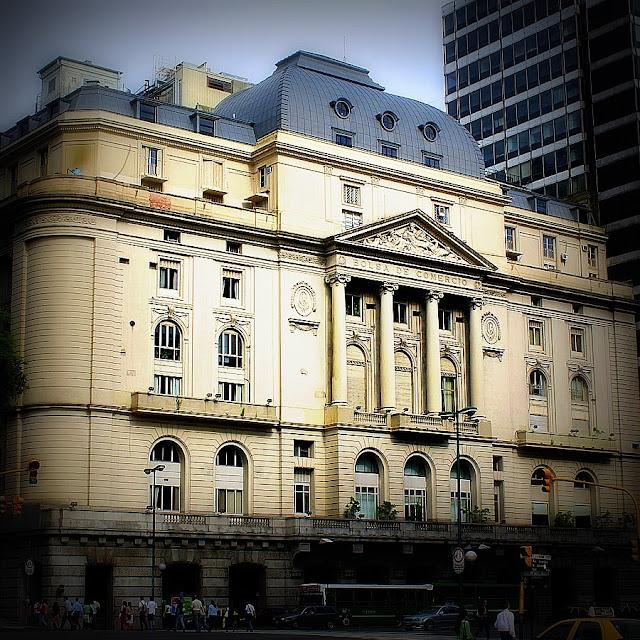 Nueva mesa directiva de la Bolsa de Comercio de Buenos Aires