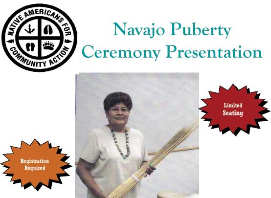 Flagstaff Community Health Action Network: Navajo Puberty
