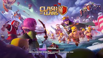 Update Terbaru Clash of Clans Bulan Desember Tahun 2016