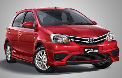 Keunggulan Toyota Etios Valco
