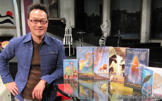Creador de animación Davy Liu crea historias bíblicas