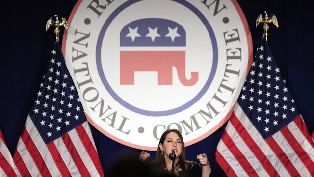 RNC $100 million ahead of DNC after another record-breaking month of fundraising
