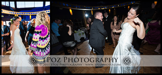 Pier Five Hotel Harbor Club Reception Wedding Photography Baltimore