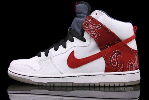 brand new 7d1d4 bef99 TRS Blog: Nike SB Dunk High 'Cheech and Chong' – Release ...