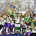 CHAMPIONS OF CHAMPIONS LEAGUE! Real Madrid Title Celebration
