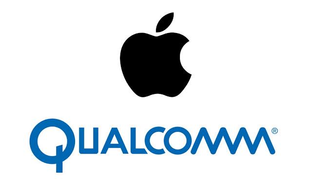As ações da Qualcomm caíram 2 por cento na segunda-feira depois que um analista da KGI Securities disse que a Apple poderia deixar a fabricante de chips em favor da Intel.
