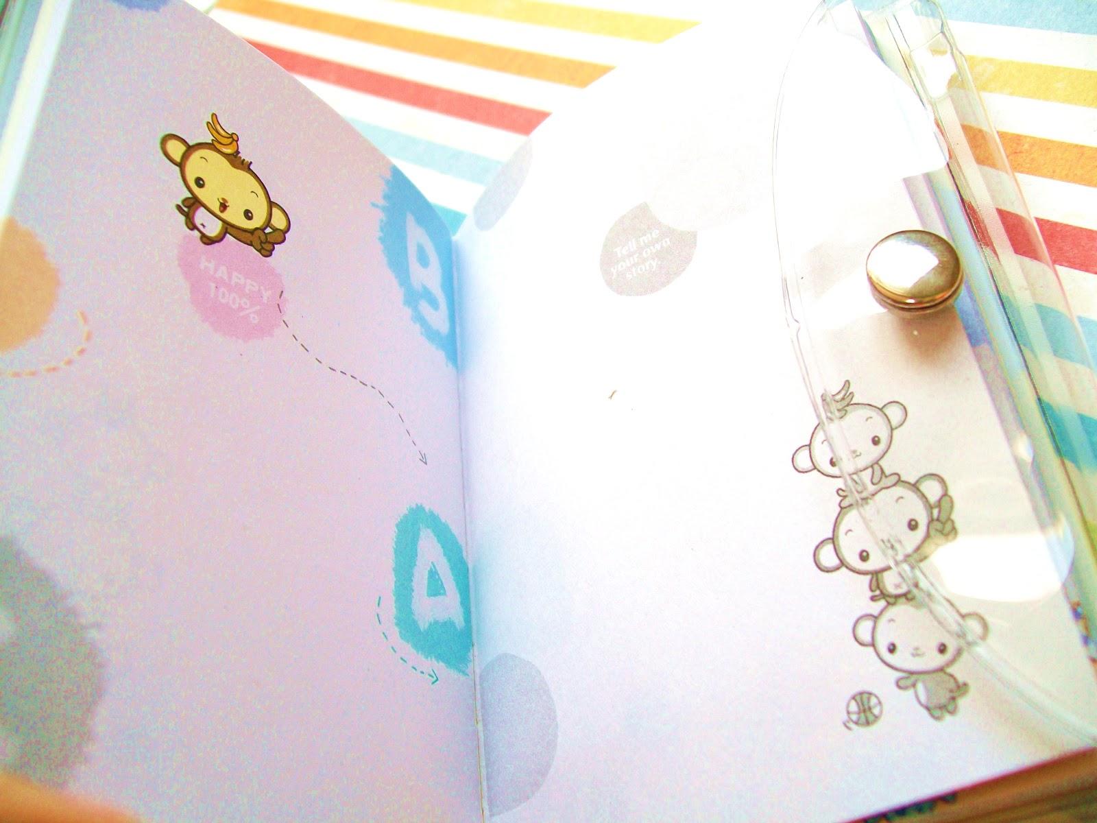 Libreta De Dibujo Con Dibujos Infant: {Lililandy}: LIBRETITA CON DIBUJOS KAWAII