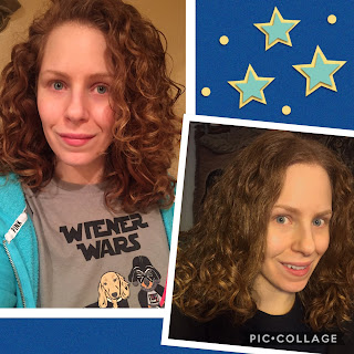 Curly Curly Waves Day 1 And 3 Hair Of The Day Diane