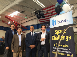Base 11 Space Challenge 2018