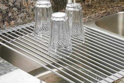 Large dish drying racks