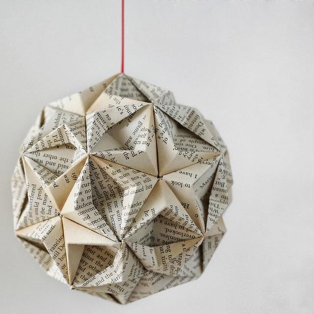 Origami Magic Ball Book