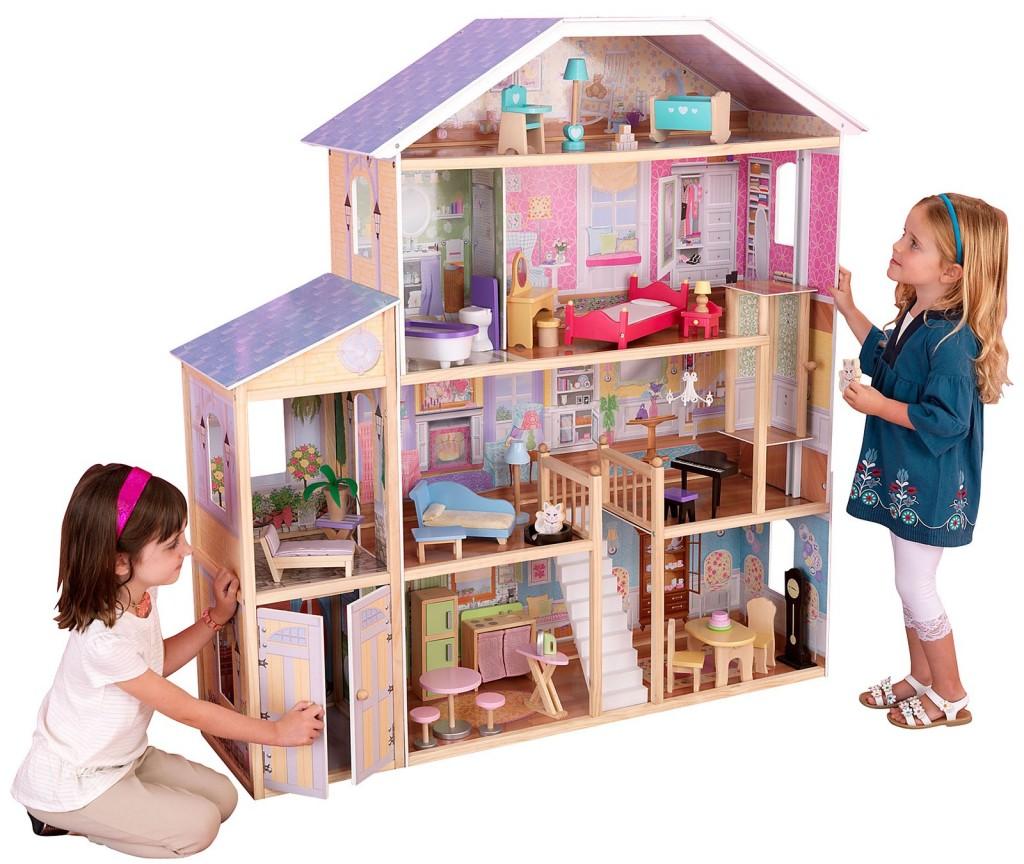 The doll 39 s house prefaceoscar education for Casa barbie fai da te legno