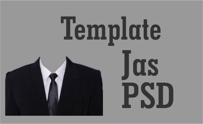 Template Jas Photoshop