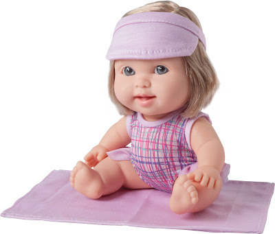 boneca de praia