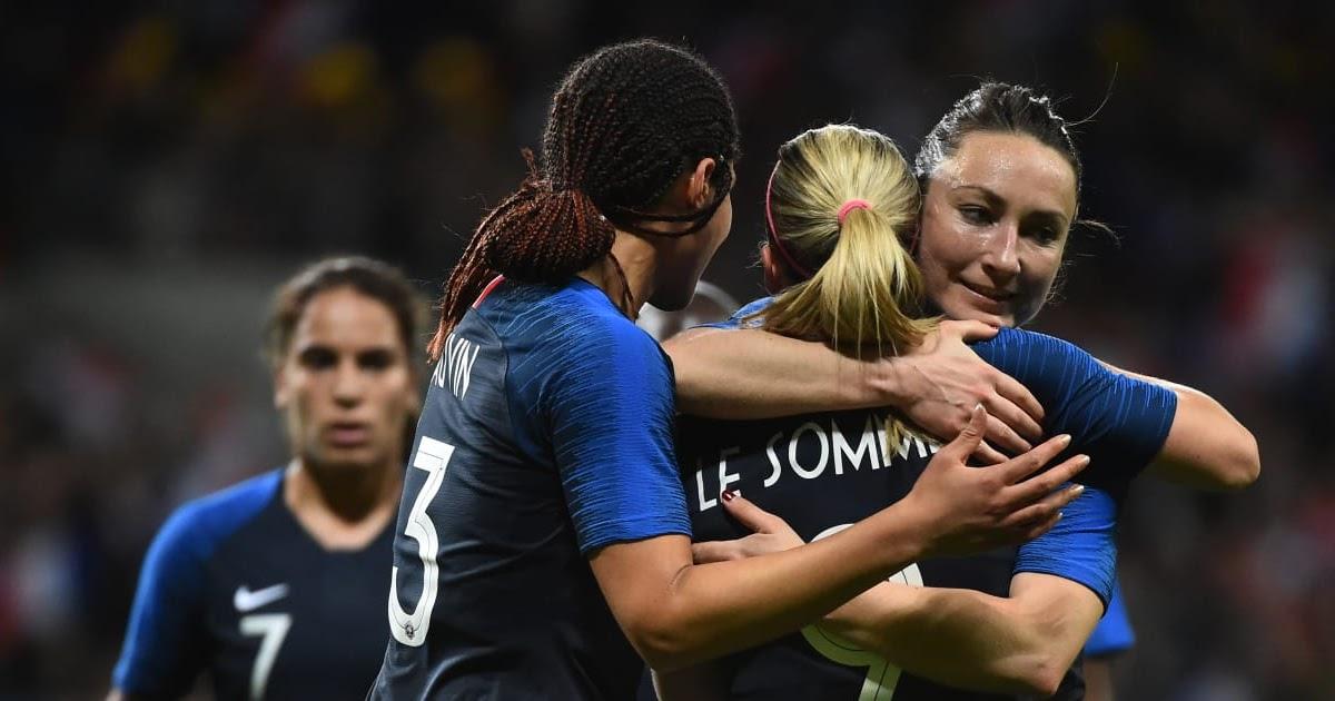 COPA DO MUNDO FEMININA DA FIFA 2019 - Grupo A  França enfrenta teste de  fogo  62913e198b462