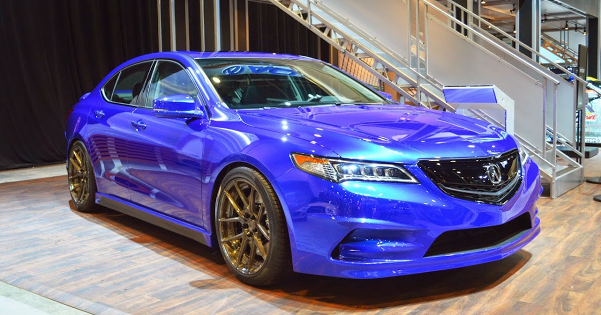 2015 Acura Rdx For Sale >> Findlay Acura: Acura TLX customized by Galpin Auto Sports ...