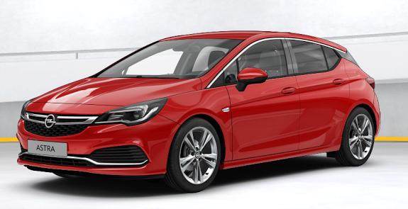 Opel astra opc line mehr sportlichkeit ab werk myauto24 for Opel mokka opc line paket exterieur