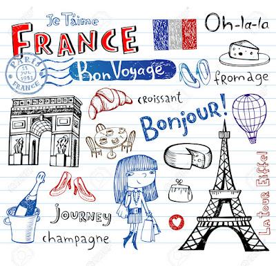 Francuskie prawo jazdy - nagłówek - Francuski przy kawie