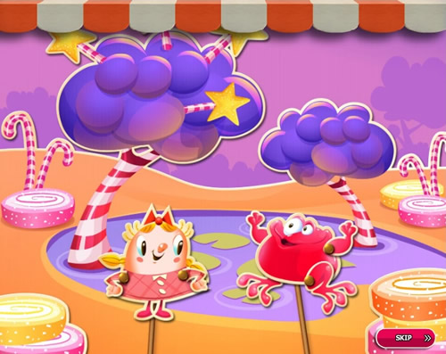 Candy Crush Saga level 2751-2765