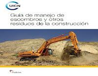 Guía de manejo de escombros y otros residuos de la construcción