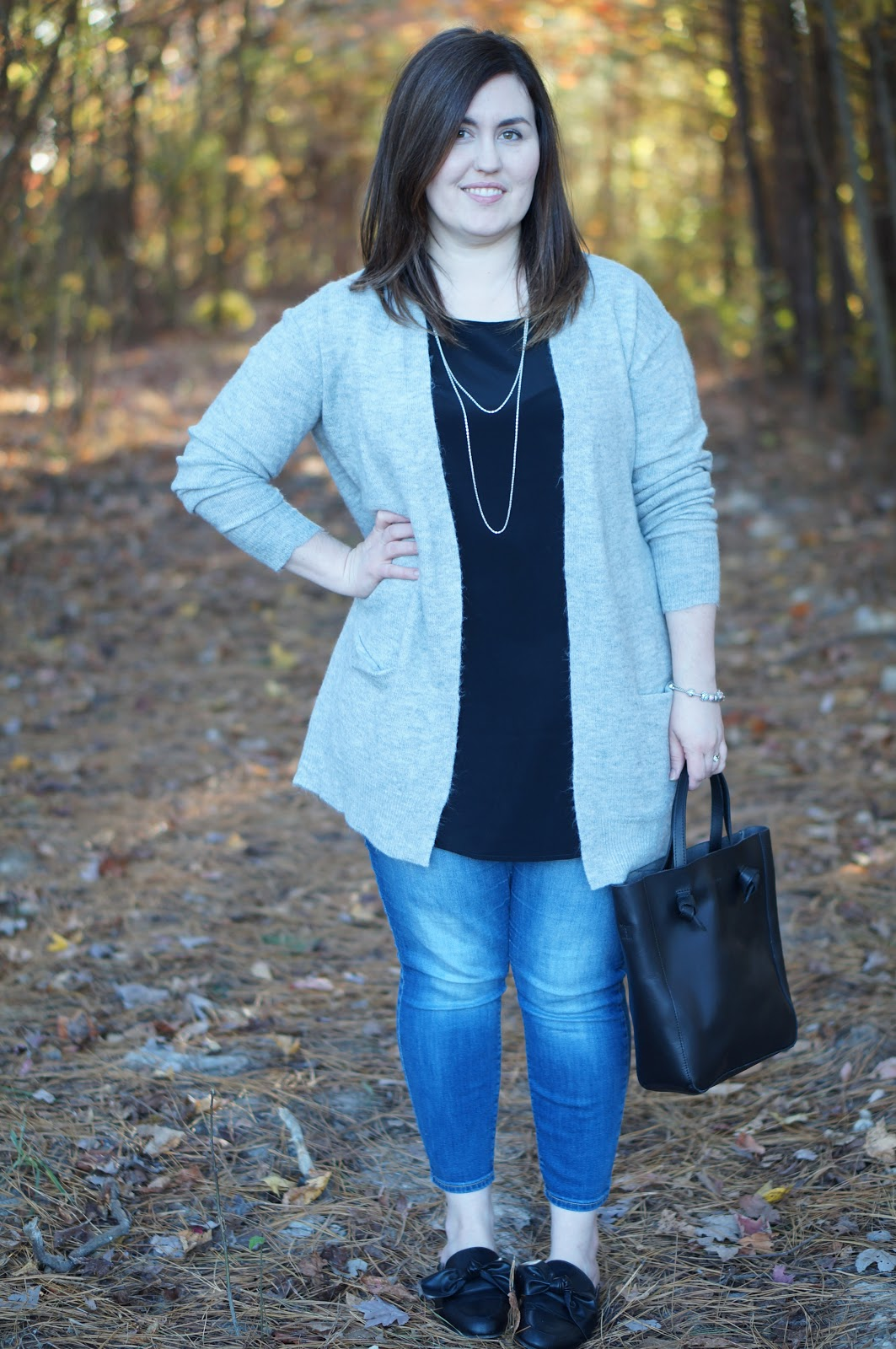 MISOOK | SHOPPING OUTFIT by North Carolina style blogger Rebecca Lately
