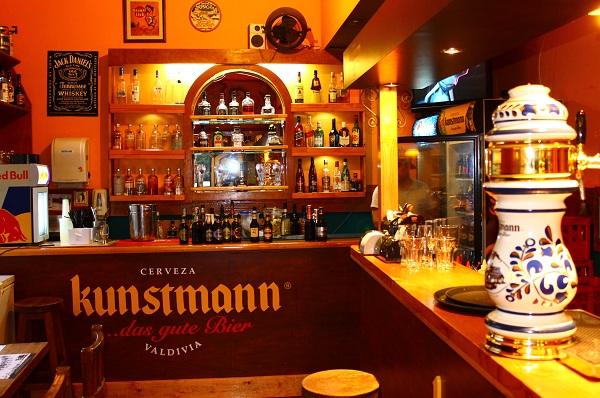 Visitar os bares em Viña del Mar