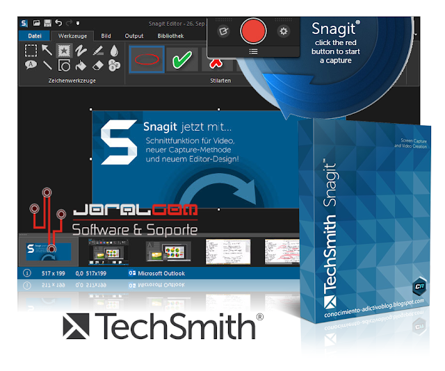 TechSmith Snagit 12.4.1 (Build 3036)