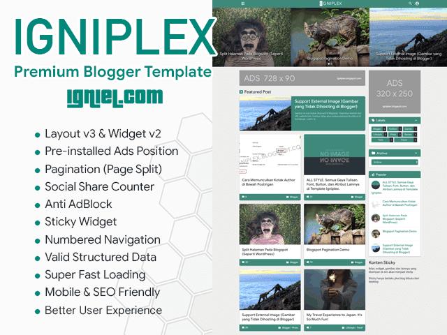 Theme Platinum - Igniplex v2 Fixed