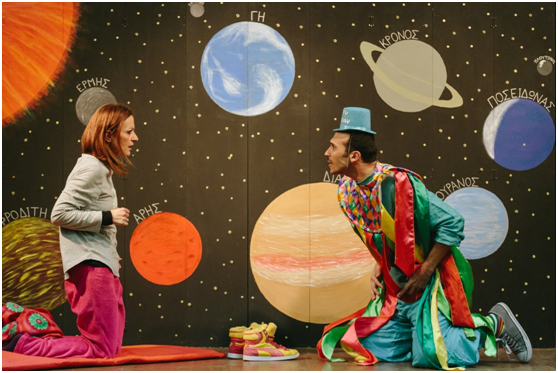 Παιδική θεατρική παράσταση το Σάββατο στο Κιβέρι