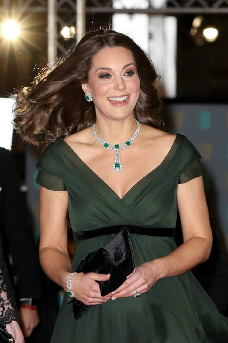 Kate Middleton BAFTA Awards 2018