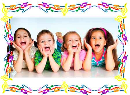 Canciones de amistad para niños