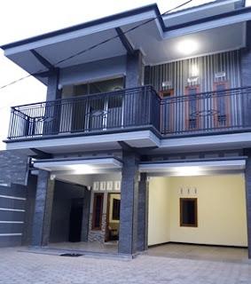 Homestay Kota Batu Fasilitas 7 Kamar Ruangan Luas View Bagus