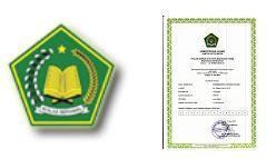 Logo Madrasah dan Contoh Piagam NSM Madrasah