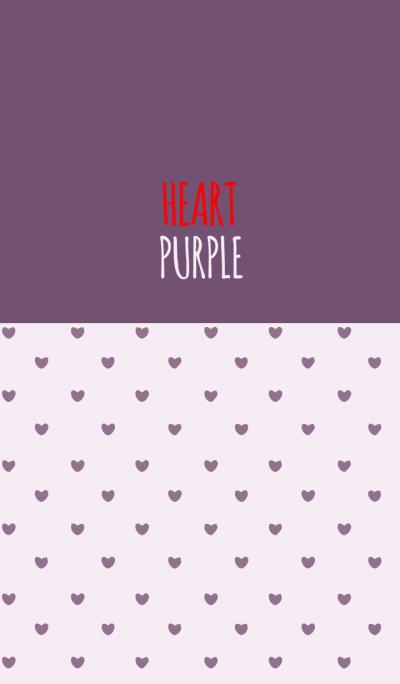 PURPLE 3 (HEART)