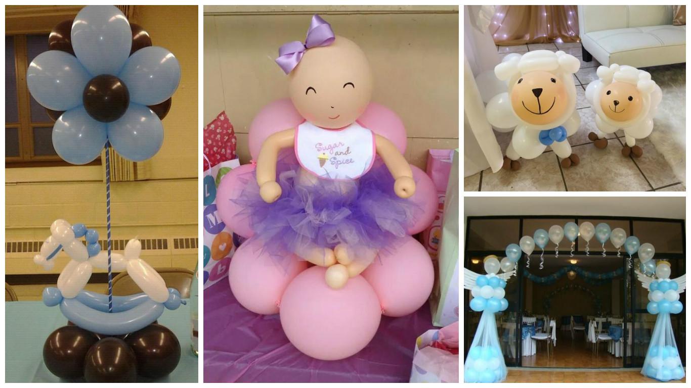 decoracin con globosarco de minnie mouse globos en forma de helado decoracin con globos para fiestas