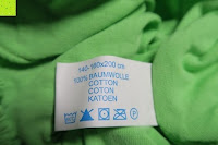 Waschetikett: GOLD STERN Baumwolle Jersey-Stretch Spannbettlaken 140-160 x 200 cm, Apfel-Grün
