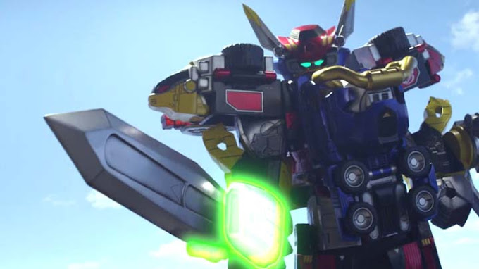 Power Rangers Beast Morphers Episode 6 Subtitle Indonesia