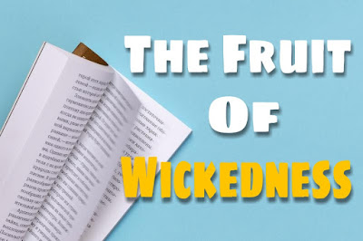 The Fruit of Wickedness ( Short Stories )